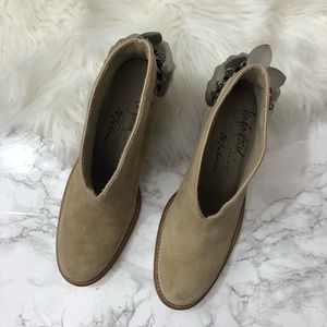 Free People Shoes - Free People x Matisse Leather Double Jay Booties